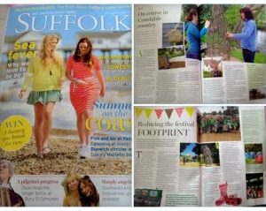 My stories from this month's Suffolk Magazine.