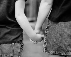 Best-friends forever. Photo by Trina Alexander via Flickr.