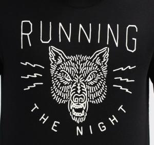 Nike Running t-shirt.