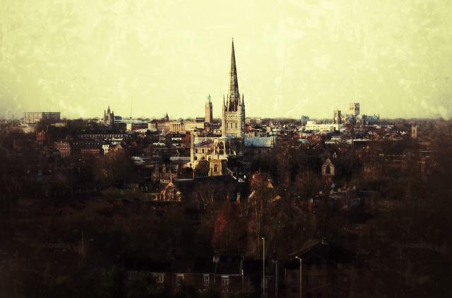 Norwichgrunge