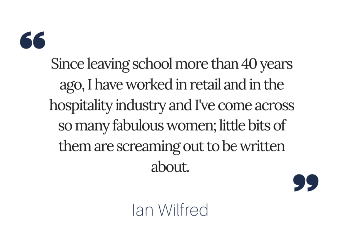 ian wilfred quote