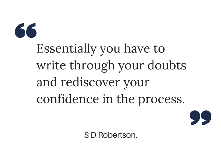 quote SD Robertson