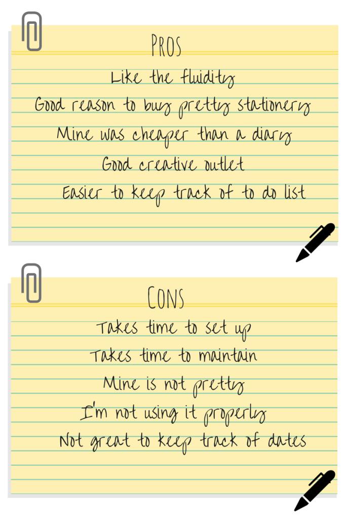 Pros Cons