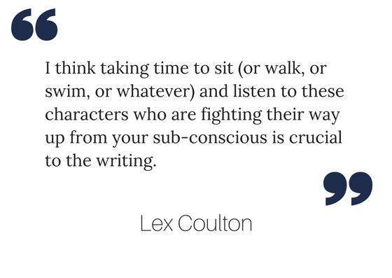 Lex Coulton quote