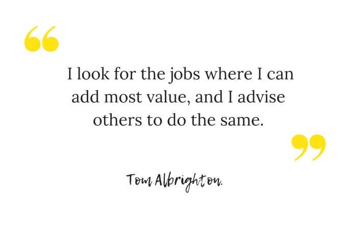 tom quote