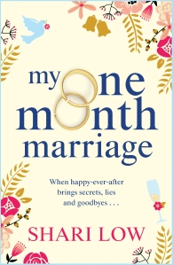 My One Month Marriage light blue border