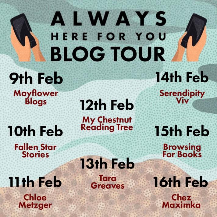 AHFY blog tour insta