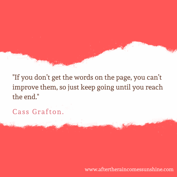 cass g quote